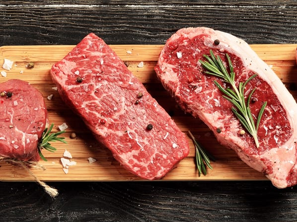 Beef Category Banner Image