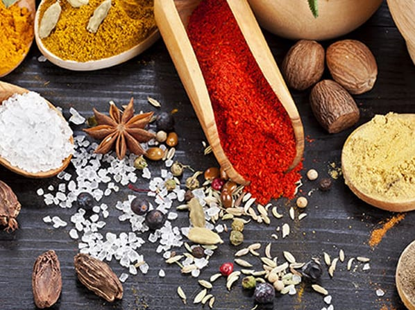 Spices - Front Cover Image